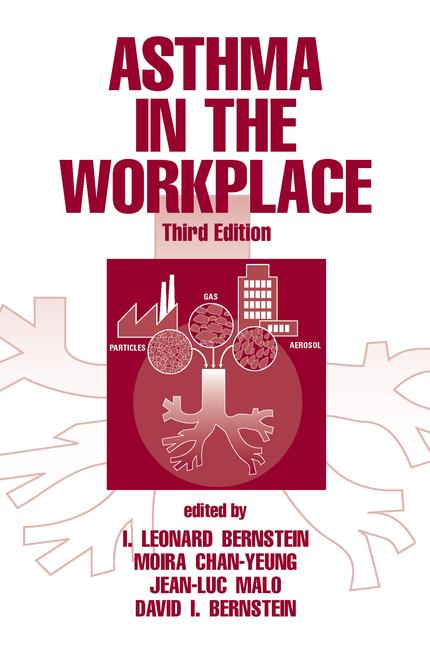 Asthma in the Workplace book cover