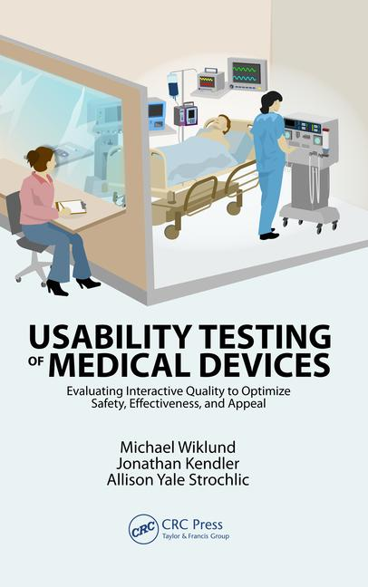 Usability Testing of Medical Devices book cover