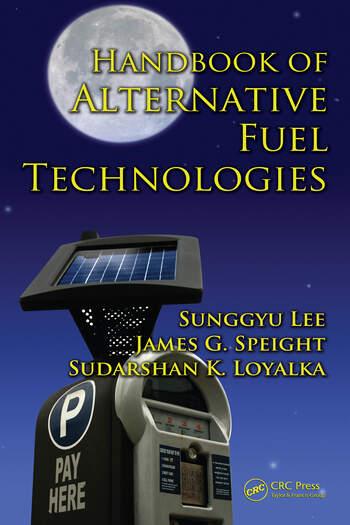 Handbook of Alternative Fuel Technologies book cover