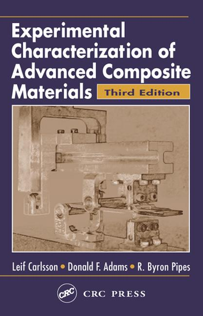 Experimental Characterization of Advanced Composite Materials book cover
