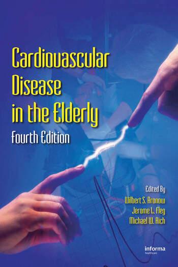 Cardiovascular Disease in the Elderly book cover