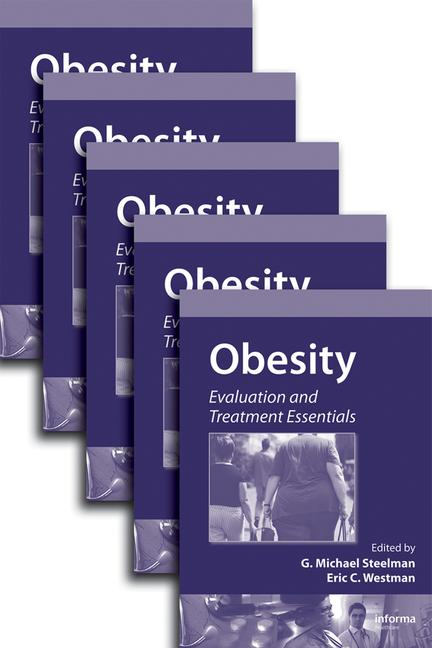 Obesity Evaluation and Treatment Essentials book cover