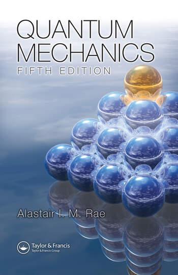 Quantum Mechanics book cover