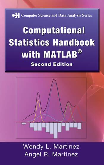 Computational Statistics Handbook with MATLAB book cover