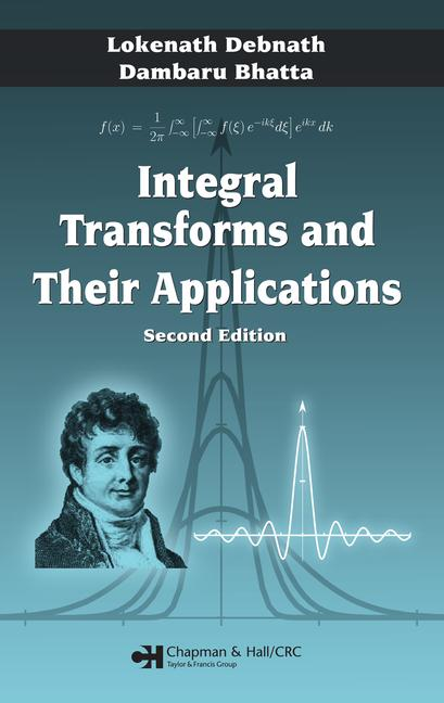 Integral Transforms and Their Applications book cover