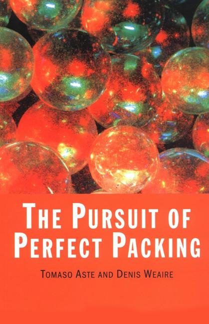 The Pursuit of Perfect Packing book cover