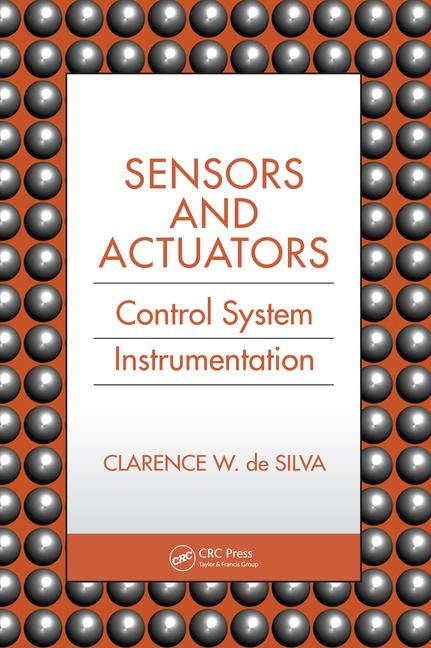 Sensors and Actuators Control System Instrumentation book cover