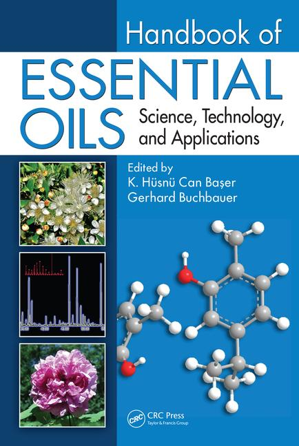 Handbook of Essential Oils Science, Technology, and Applications book cover