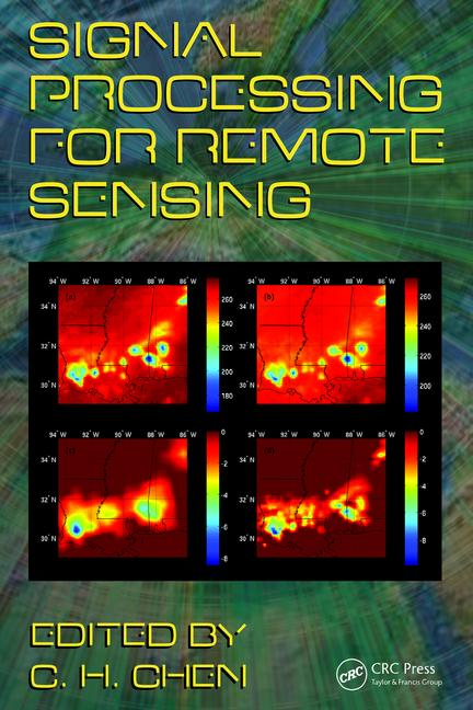 Signal Processing for Remote Sensing book cover