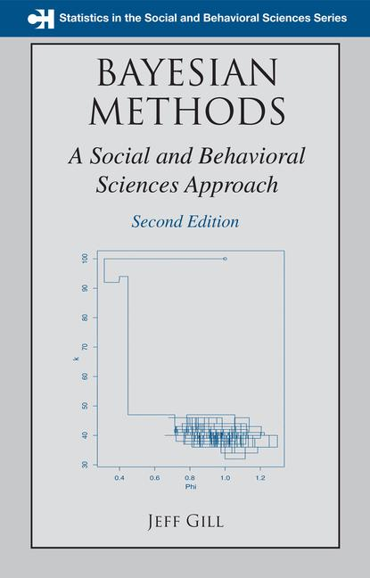 Bayesian Methods A Social and Behavioral Sciences Approach, Second Edition book cover