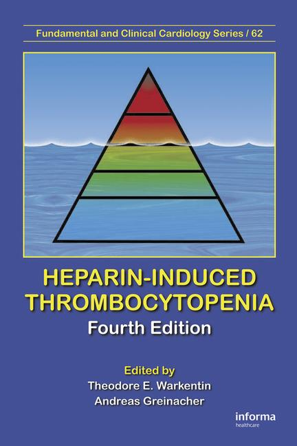 Heparin-Induced Thrombocytopenia book cover