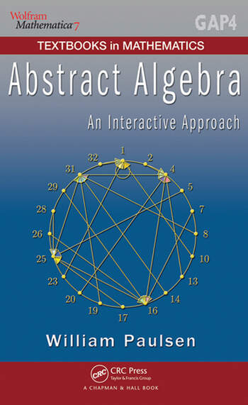 Abstract Algebra An Interactive Approach book cover