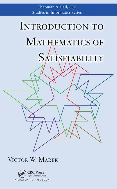 Introduction to Mathematics of Satisfiability book cover
