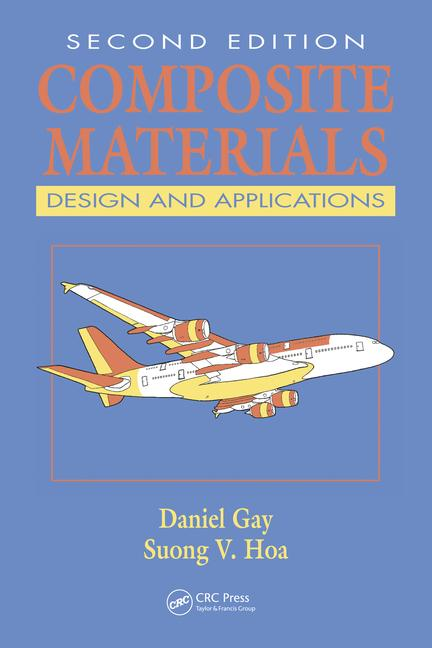 Composite Materials Design and Applications, Second Edition book cover
