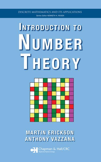 Introduction to Number Theory book cover