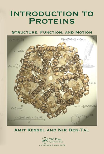 Introduction to Proteins Structure, Function, and Motion book cover