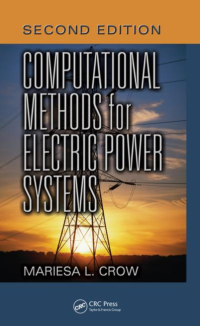 Computational Methods for Electric Power Systems book cover