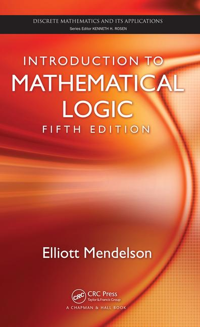Introduction to Mathematical Logic book cover
