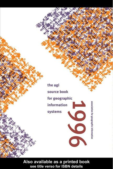 The AGI Source Book For GIS book cover