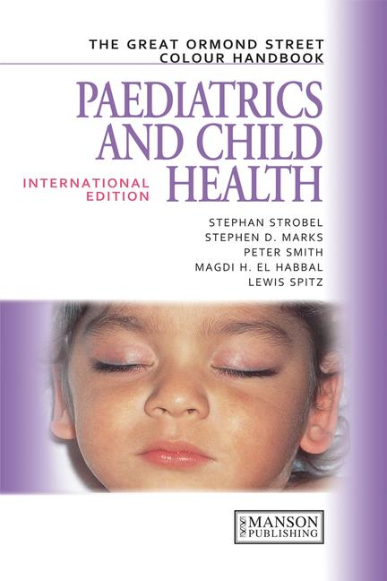 The Great Ormond Street Colour Handbook of Paediatrics and Child Health book cover