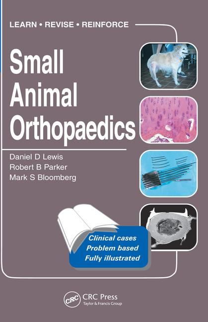 Small Animal Orthopaedics Self-Assessment Color Review book cover