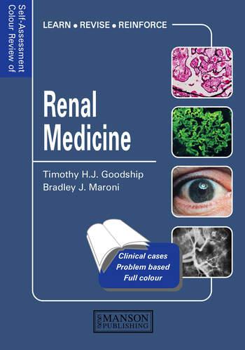 Renal Medicine book cover