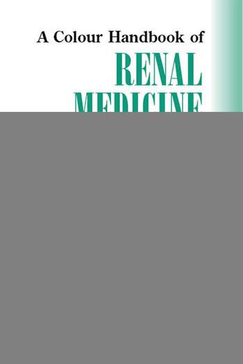 Renal Medicine A Color Handbook book cover