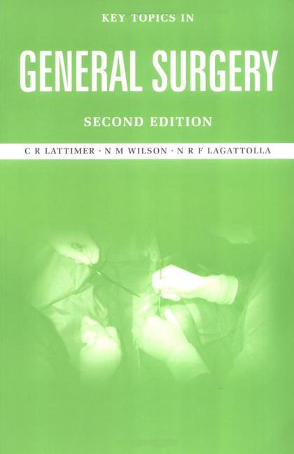 Key Topics in General Surgery book cover