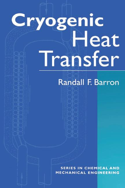 Cryogenic Heat Transfer book cover