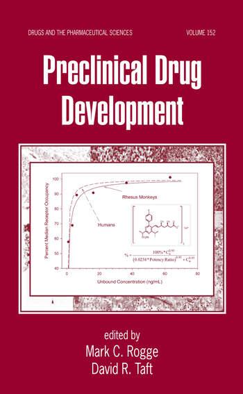 Preclinical Drug Development book cover