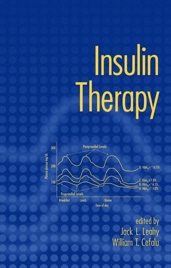 Insulin Therapy book cover