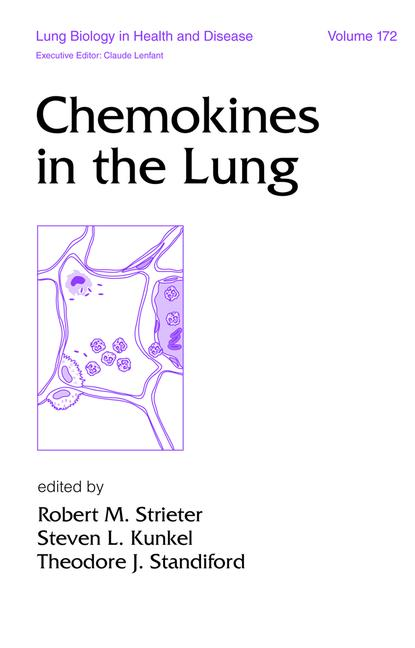 Chemokines in the Lung book cover