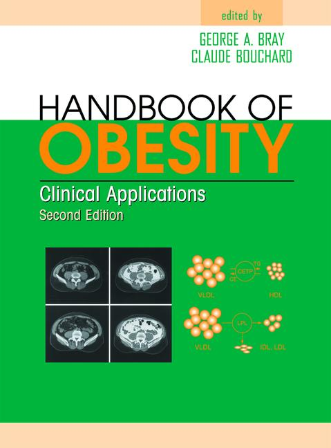 Handbook of Obesity Clinical Applications book cover