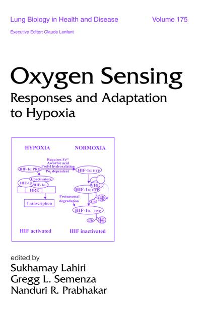 Oxygen Sensing Responses and Adaption to Hypoxia book cover
