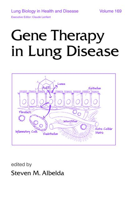 Gene Therapy in Lung Disease book cover