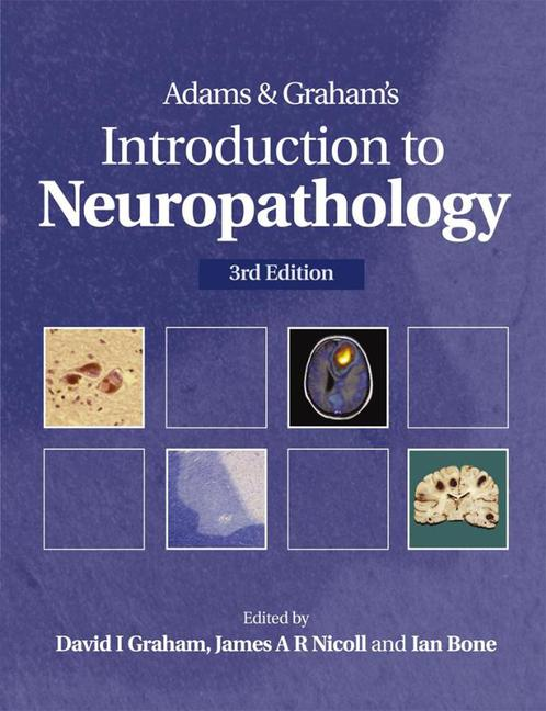 Adams & Graham's Introduction to Neuropathology 3Ed book cover