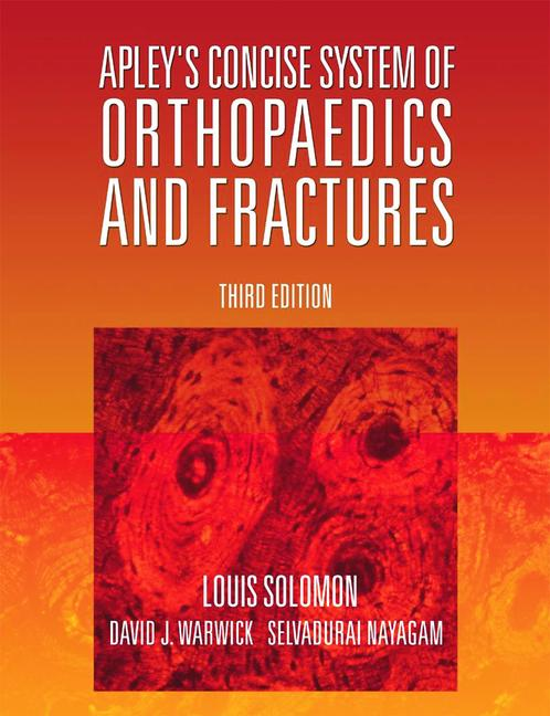 Apley's Concise System of Orthopaedics and Fractures book cover