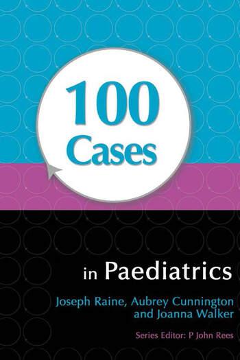 100 Cases in Paediatrics book cover