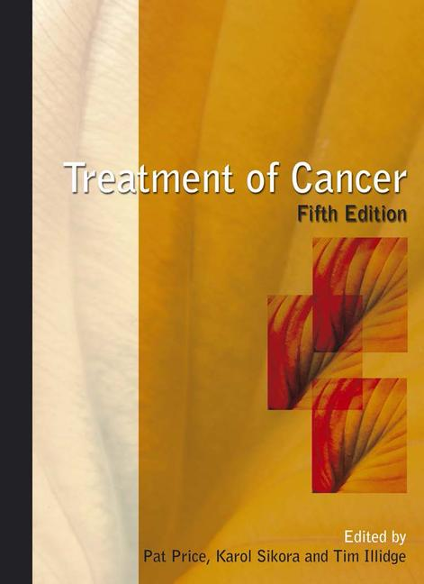 Treatment of Cancer book cover