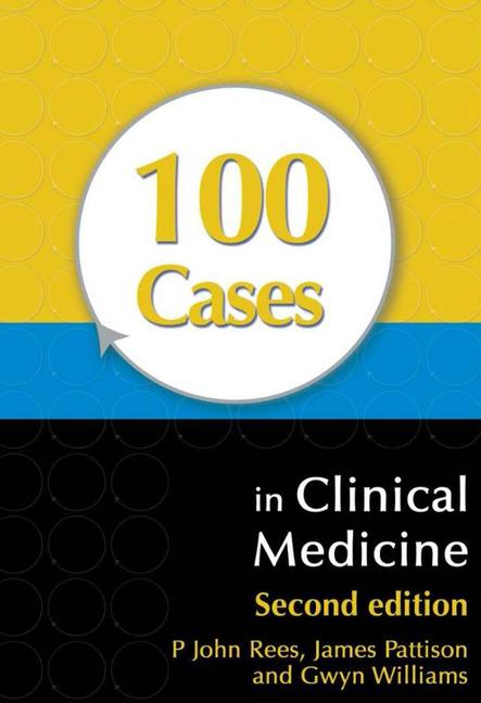 100 Cases in Clinical Medicine book cover