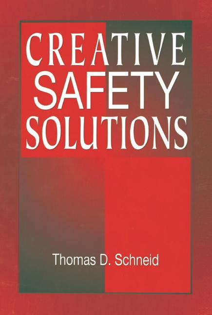 Creative Safety Solutions book cover
