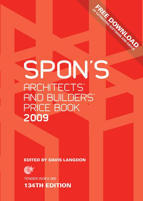 Spons Architects And Builders Price Book