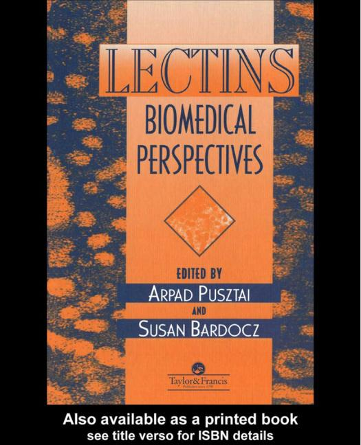 Lectins Biomedical Perspectives book cover