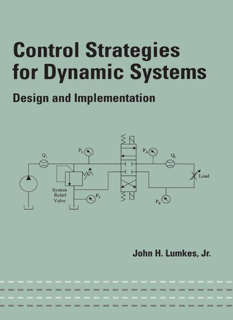 Control Strategies for Dynamic Systems Design and Implementation book cover