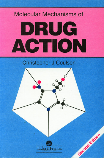 Molecular Mechanisms Of Drug Action book cover