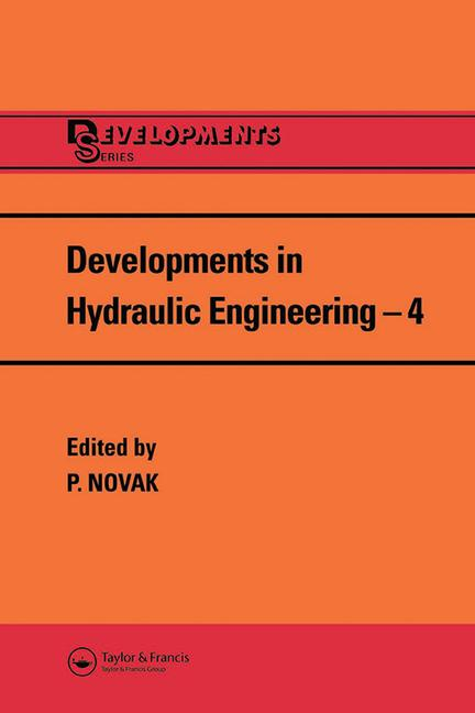 Developments in Hydraulic Engineering book cover
