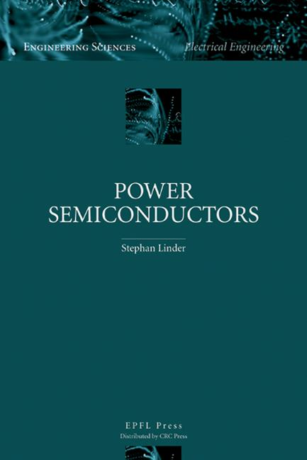 Power Semiconductors book cover