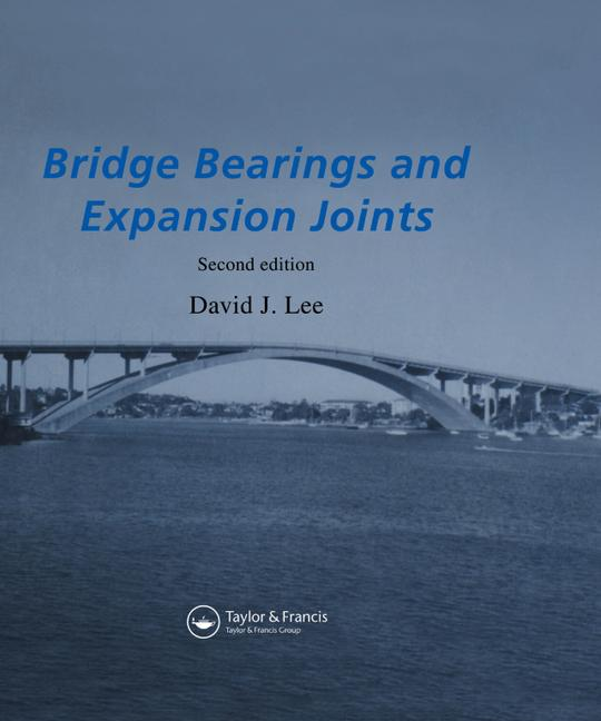 Bridge Bearings and Expansion Joints book cover