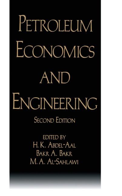 Petroleum Economics and Engineering book cover
