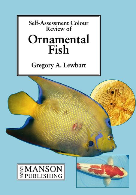 Ornamental Fish Self-Assessment Color Review book cover